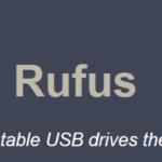 Como usar Rufus