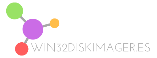 Como instalar y usar Win32 Disk Imager