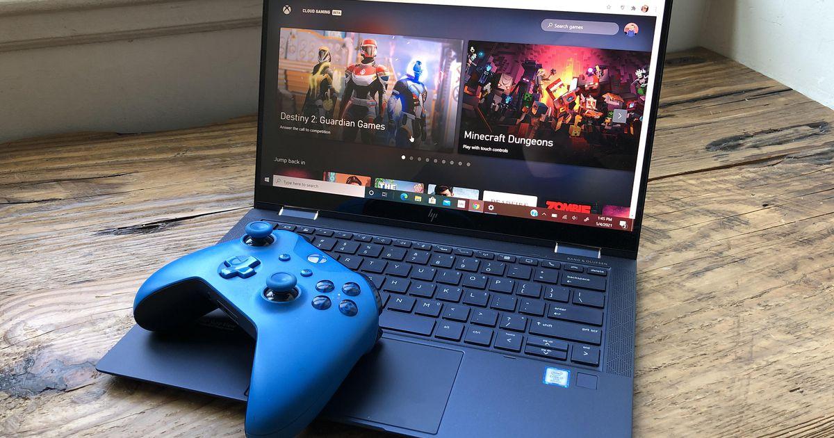 Práctica de Xbox Cloud Gaming: Cómo jugar juegos de Xbox en su iPad o computadora portátil