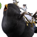 Consigue un Fat Black Chocobo para Final Fantasy 14 mientras miras Twitch
