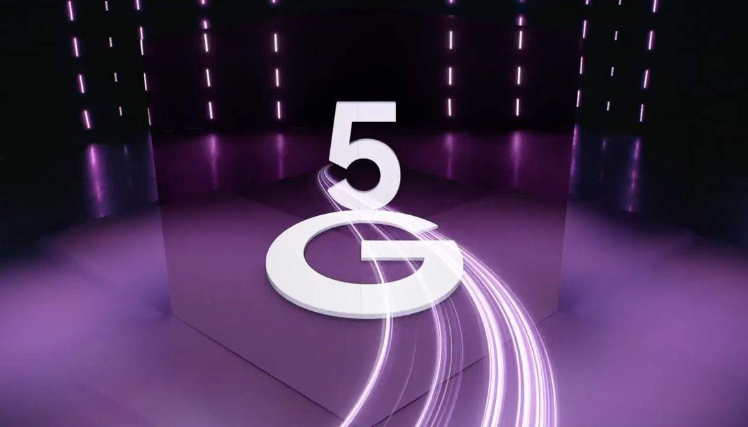 Gráfico 5G