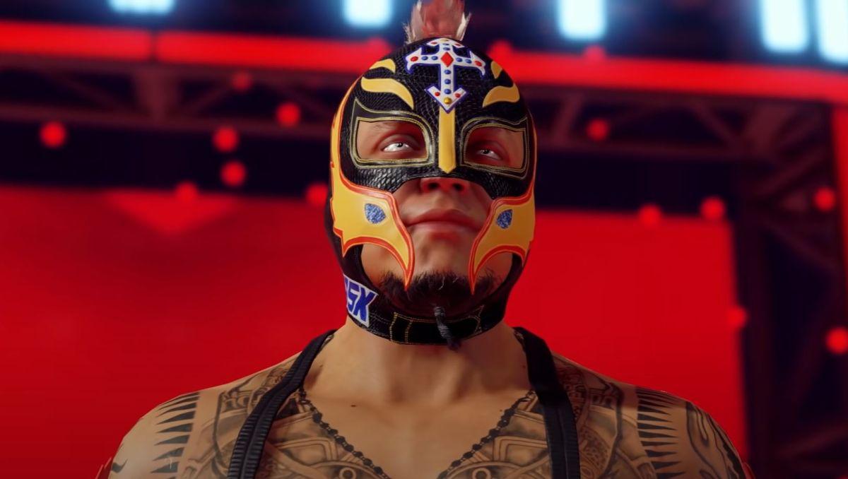 WWE 2K22 saldrá en marzo, aquí hay un tráiler