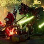 Stray Blade es un nuevo Souls-like con combate 'ironman' y un lobo ingenioso