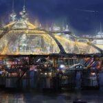 Starfield tendrá una `` cúpula de placer '' donde podrás colocarte súper alto con peces alienígenas