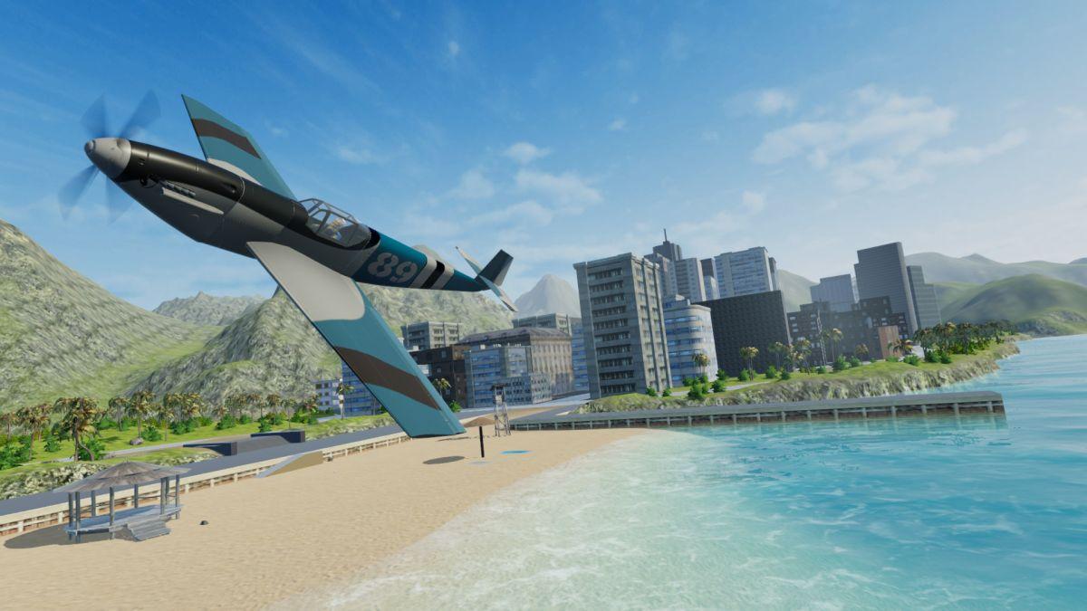 El simulador de vuelo Balsa del creador de Kerbal está lanzando una beta abierta ahora mismo