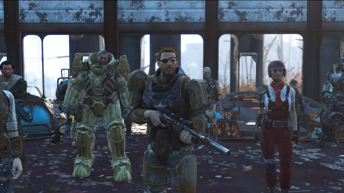 Aquí está el tráiler del capítulo 2 del mejor mod de Fallout 4