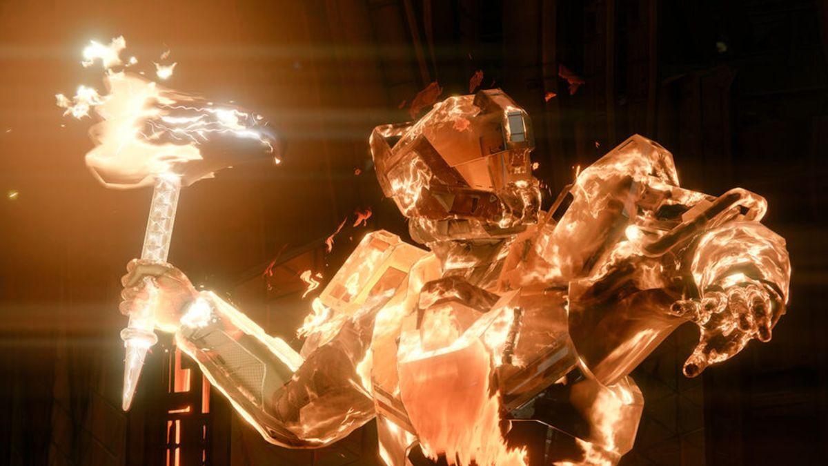 El jugador de Destiny 2 descubre el DPS más alto, el jefe de incursión más difícil de un solo disparo