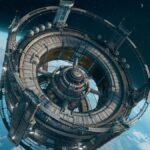 La luna estallando no es lo peor que sucede en la estación espacial sim Ixion