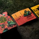 Los desarrolladores de Nuclear Throne, Sludge Life y Broforce se unen para un pequeño y elegante juego de cartas