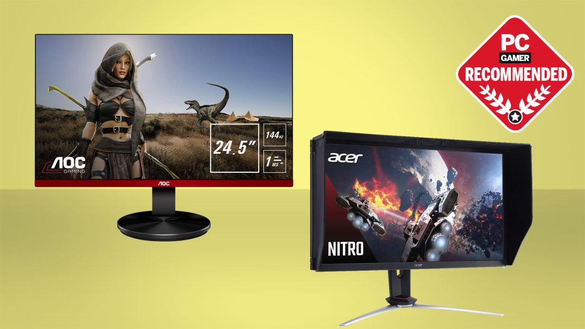 Los mejores monitores FreeSync compatibles con G-Sync para 2021