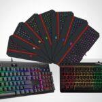 Los mejores teclados para juegos baratos en 2021