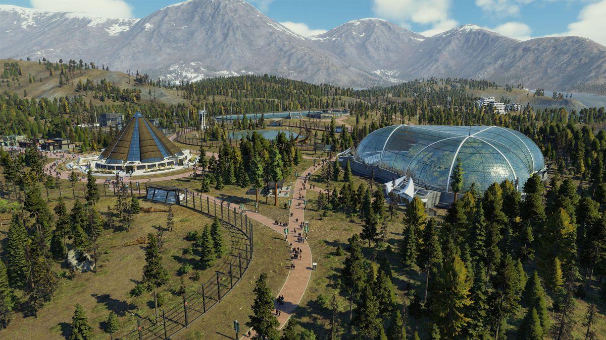 Prepárate para construir tu propio parque de dinosaurios con Jurassic World Evolution 2, que se lanzará el 9 de noviembre.