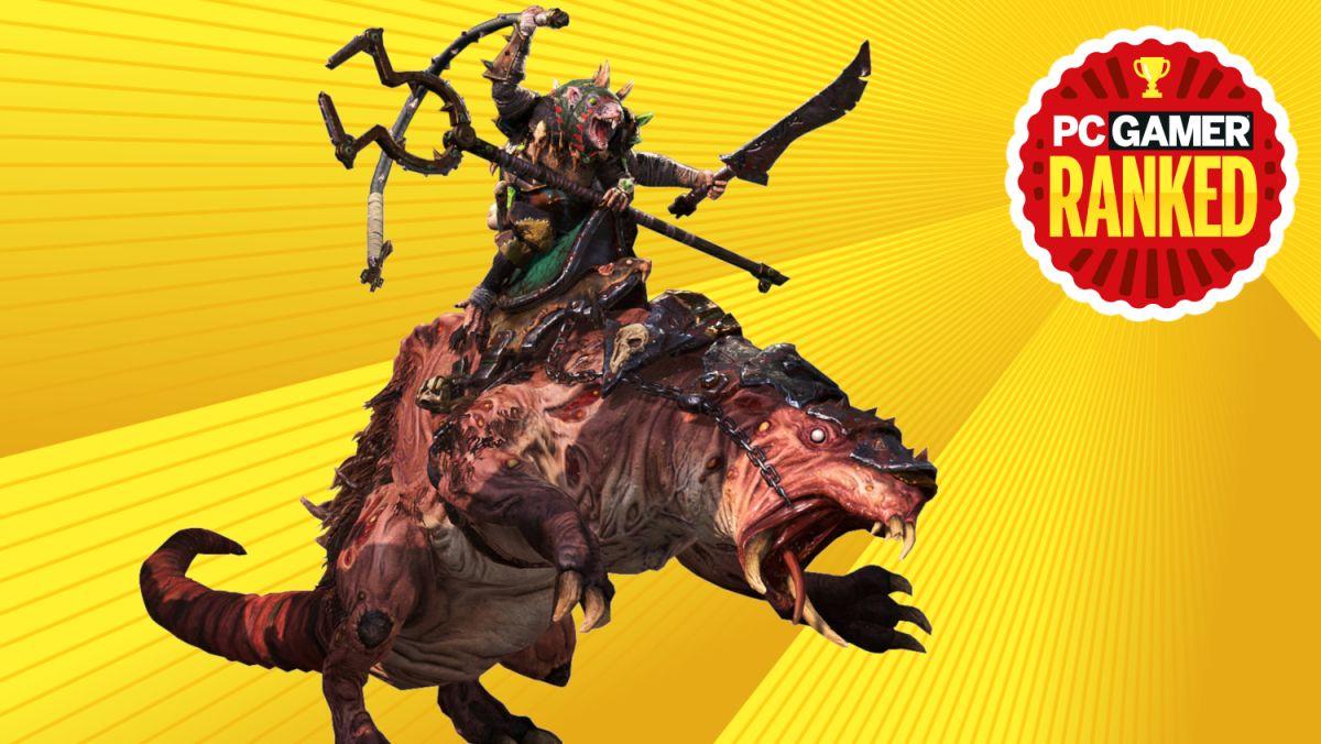 Ranking de los mejores y peores DLC de Total War: Warhammer 2