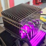 Revisión del enfriador de CPU pasivo Noctua NH-P1