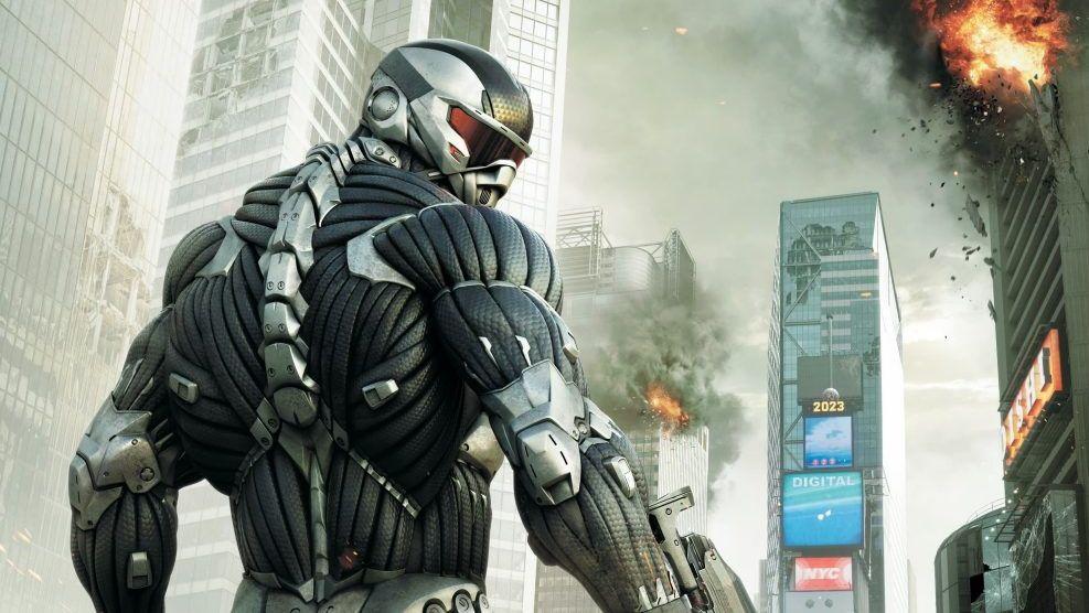 Crysis Remastered Trilogy tiene fecha de lanzamiento en octubre