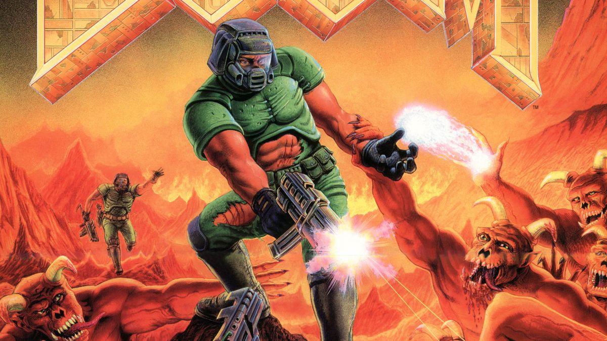 Este mod convierte a Doom en un RTS usando Age of Empires 2