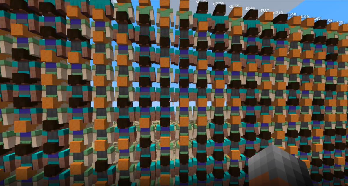 Mammoth mod de Minecraft permitirá que los servidores alojen a miles de jugadores sin derrumbarse