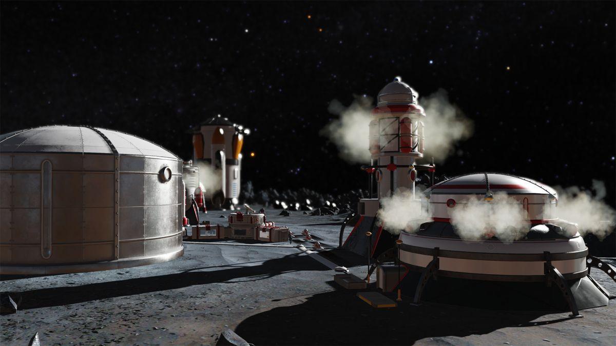 Surviving Mars es gratuito para mantener en Steam por tiempo limitado