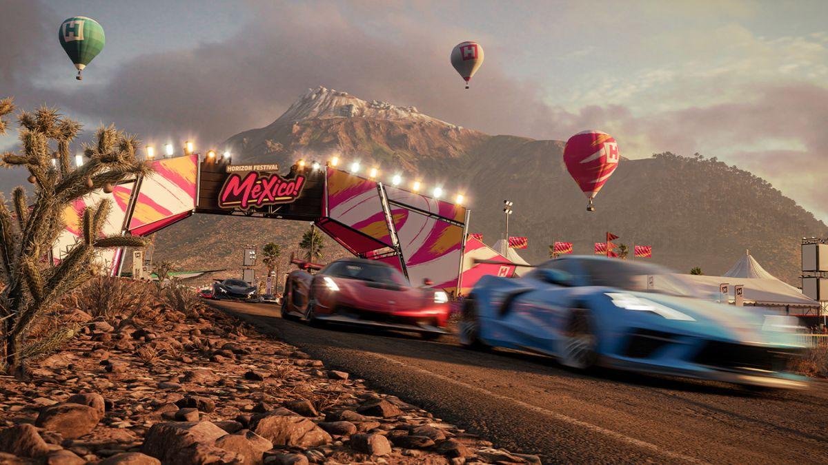 Forza Horizon 5 tiene 426 autos y contando