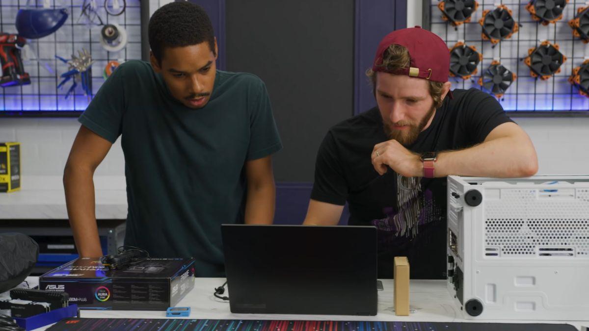 Creador del infame video de construcción de PC de Verge vuelve a visitar dónde salió todo mal