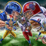 Justo a tiempo para la temporada de fútbol, Legend Bowl se lanza desde Early Access