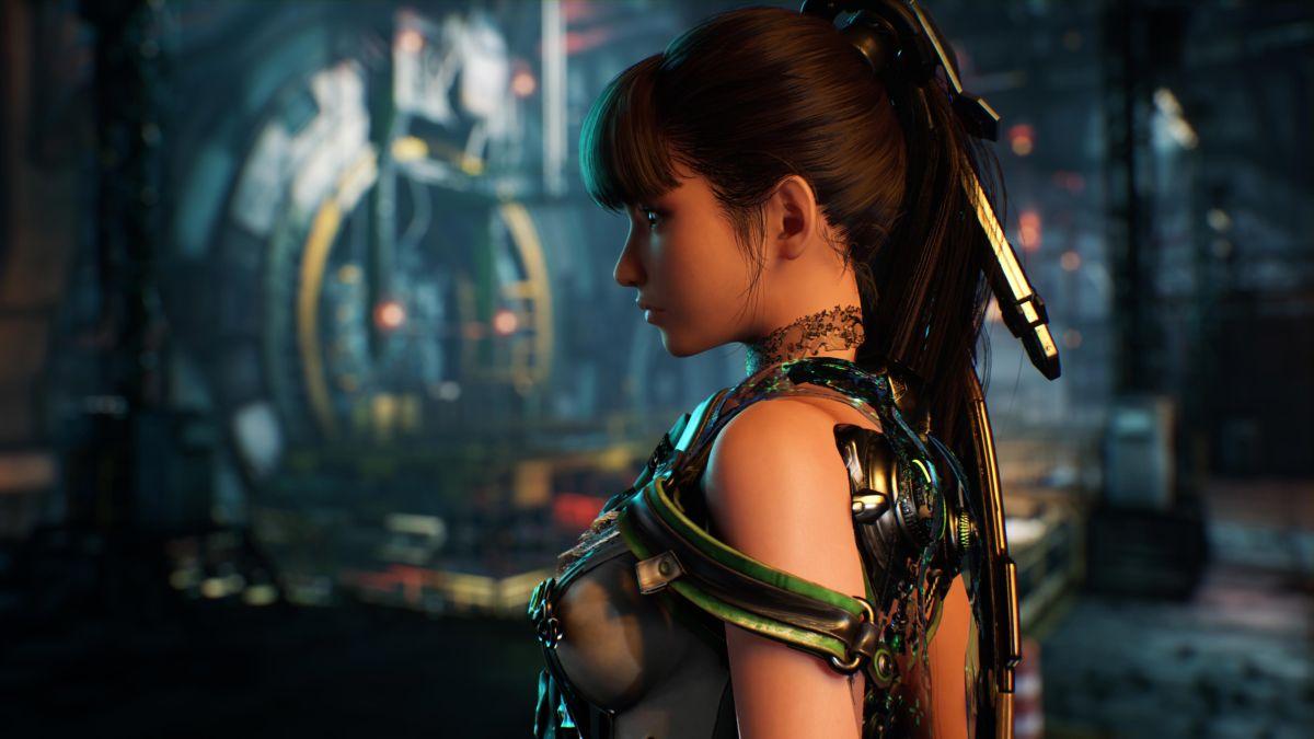 Project Eve parece un cruce entre Nier y Bayonetta