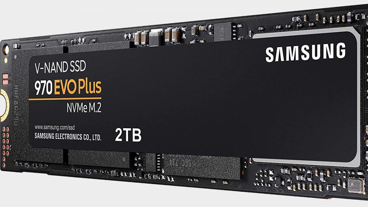 Obtenga un SSD Samsung 970 de 2TB por $ 80 de descuento hoy