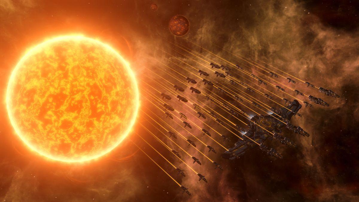 La actualización Stellaris 'Lem' trae una nueva estrategia de actualizaciones gratuitas a DLC anteriores