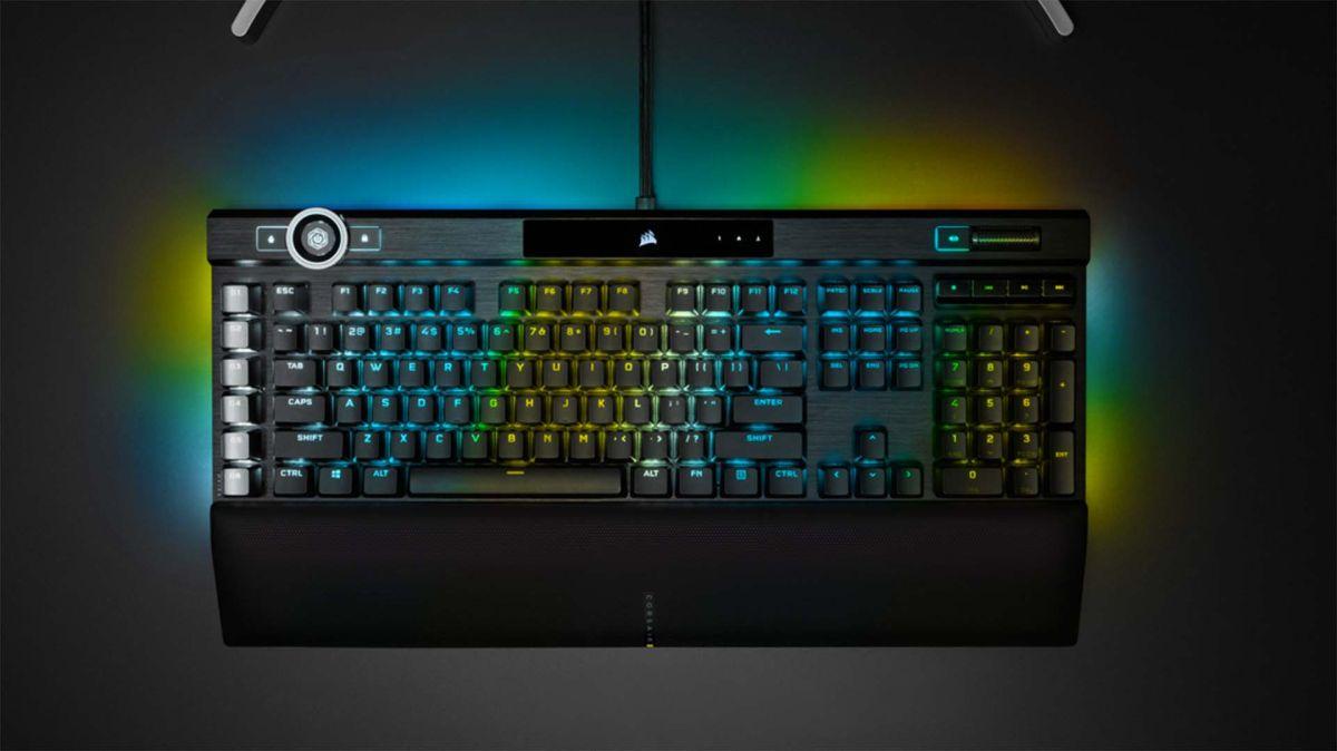 OperaGX ahora te permite iniciar una fiesta de baile con teclado Corsair abriendo una nueva pestaña