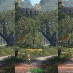 El video comparativo muestra la nueva tecnología DLAA de Nvidia junto con TAA y DLSS en Elder Scrolls Online