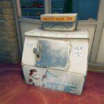 Busca una máquina de hielo en la guía de Fortnite