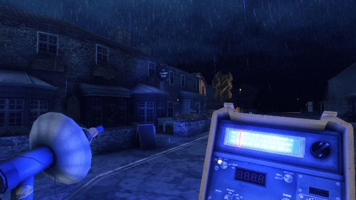 Chasing Static es un juego de terror al estilo de PS1 que convierte la zona rural de Gales en Silent Hill