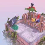 Cloud Gardens, un fantástico simulador de jardinería posapocalíptico, ya está disponible