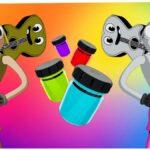 Dónde encontrar botellas de colores y tinta arcoíris en Fortnite para personalizar Toona Fish