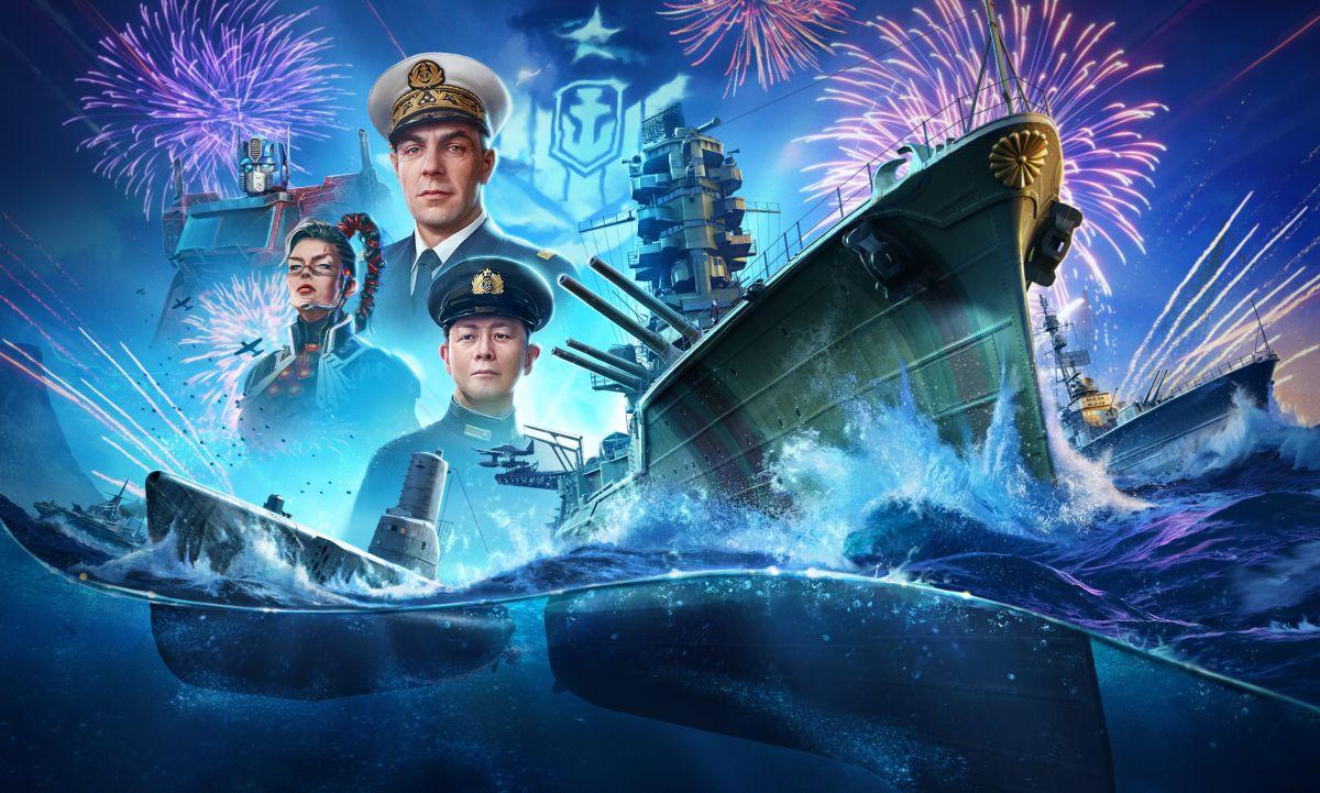 El productor de World of Warships habla sobre seis años de peleas en alta mar