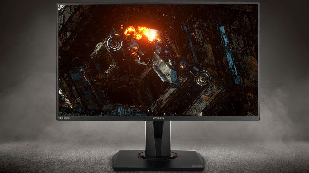 Este monitor para juegos Asus IPS de 24,5 pulgadas llega hasta los 280 Hz y cuesta solo $ 244