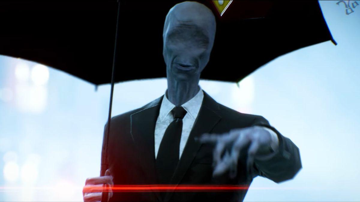 Ghostwire: el tráiler de Tokio convierte a Shibuya en un infierno infestado de Slender Man