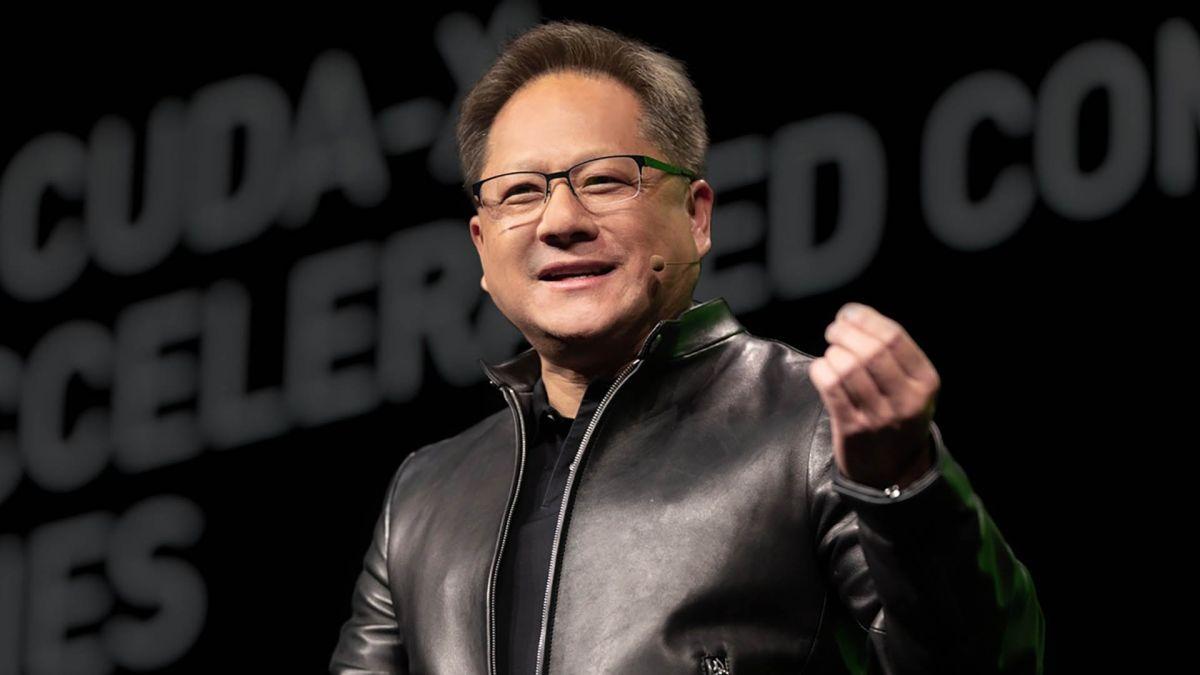Jen-Hsun Huang, CEO de Nvidia, nombrada una de las personas más influyentes de Time