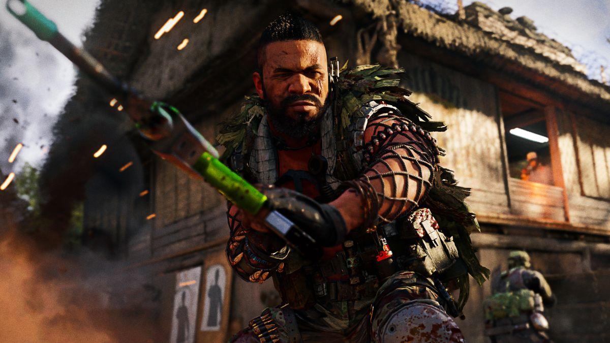 Mejores LMG en Warzone |  Jugador de PC