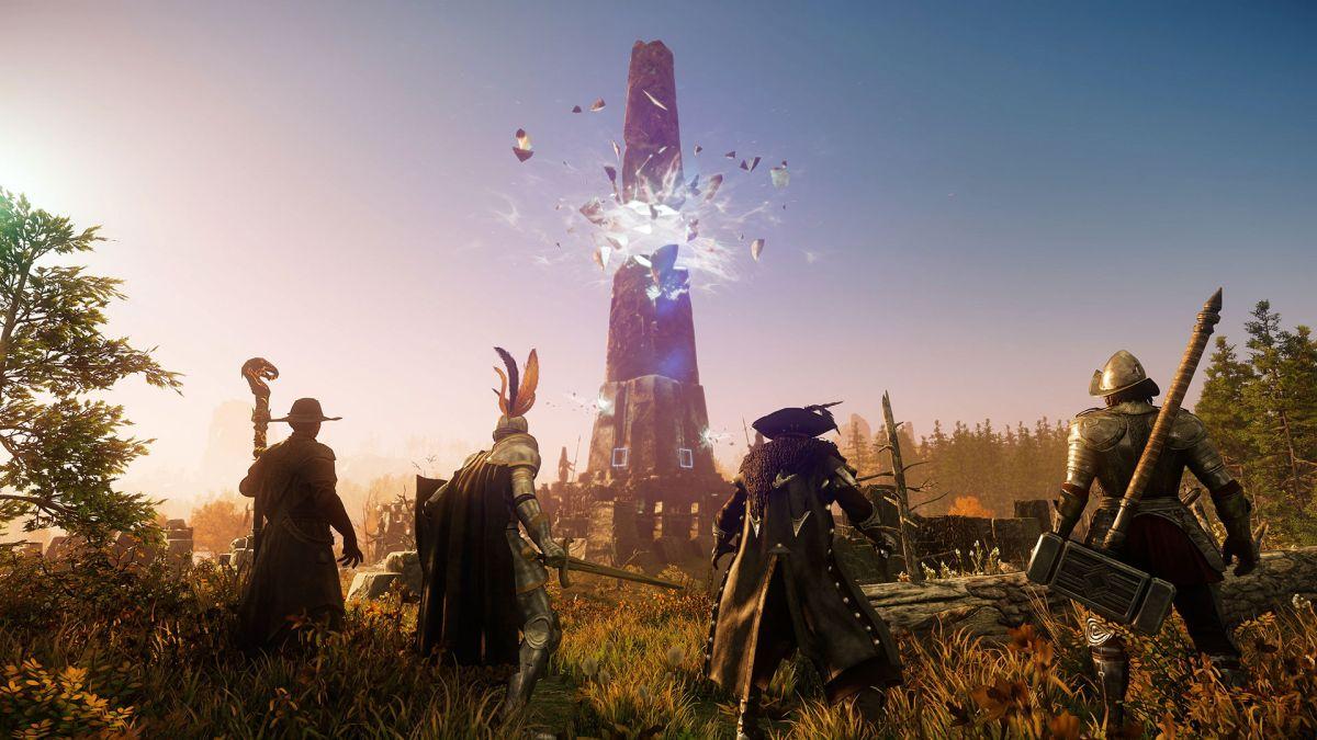 New World: fecha de lanzamiento, beta abierta, combate y todo lo demás que sabemos