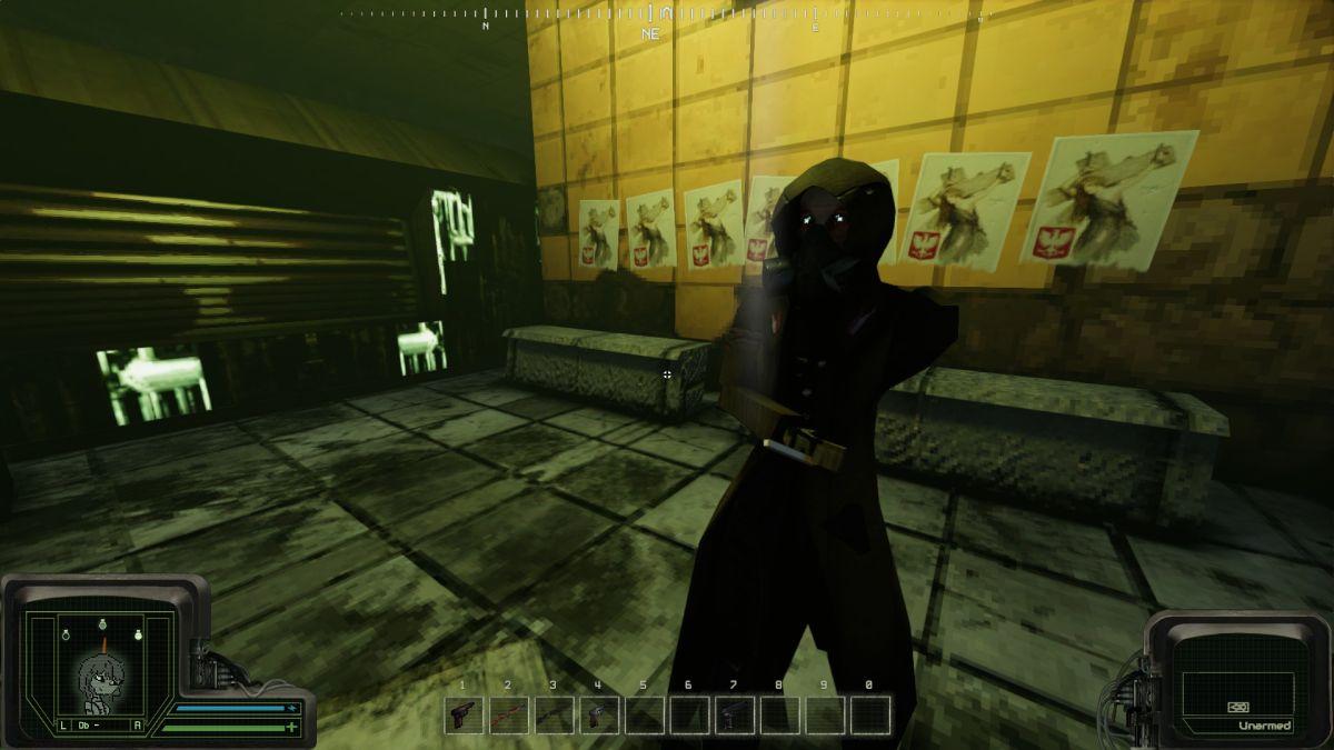 Peripeteia es un simulador inmersivo en el que juegas al 'superávit militar viviente' en la Polonia del futuro cercano