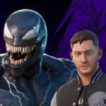 Piel de veneno de Fortnite: cómo conseguir el antihéroe de Marvel y Tom Hardy