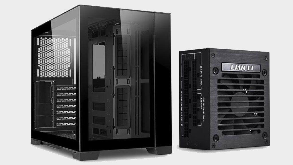Podrías construir una increíble PC para juegos compacta en este estuche de $ 200 y una combinación de PSU de 750W