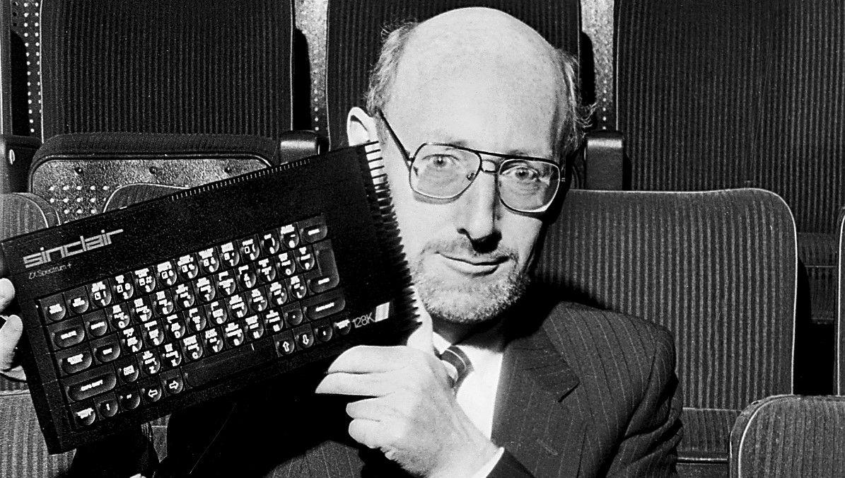Sir Clive Sinclair, el padre del ZX Spectrum, ha muerto