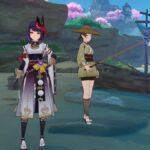 Ubicación de Genshin Impact Golden Koi: Cómo obtener el arma de asta The Catch