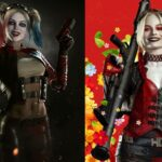 El uniforme de playa de Harley Quinn en The Suicide Squad se inspiró en su atuendo de Injustice 2