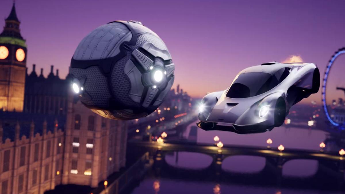 Si tan solo este tráiler de Rocket League fuera para un nuevo juego en lugar de un auto nuevo