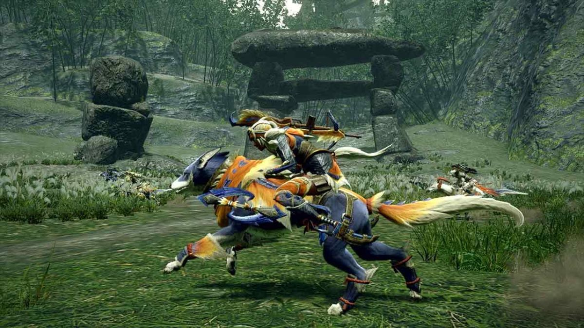 Monster Hunter Rise no admitirá el guardado cruzado ni el juego cruzado con Nintendo Switch