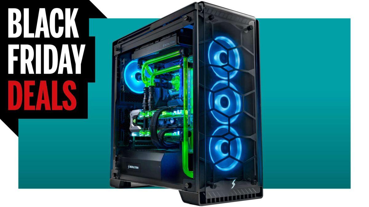 Ofertas de Black Friday Gaming PC 2021: los mejores sistemas prediseñados a la venta hoy