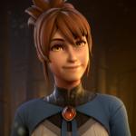 El héroe más nuevo de Dota 2 es Marci, el compañero silencioso del anime